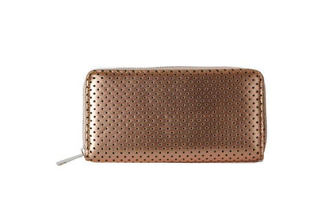 Neoprene Wallet - Rose Gold