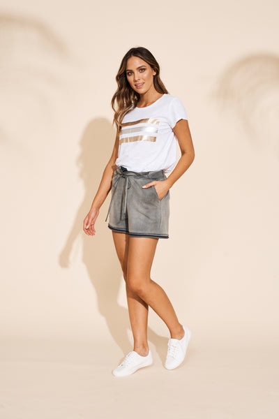 Sabi Short - Grey