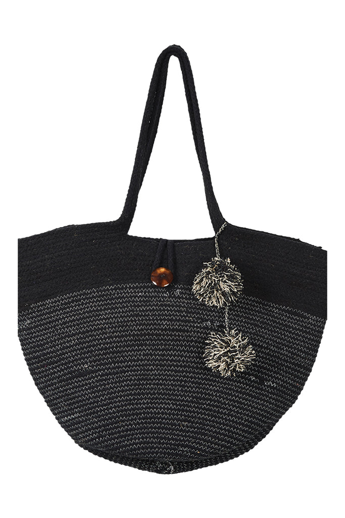 Savannah Tote - Black