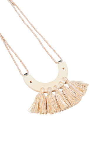 Zambezi Necklace - Ivory
