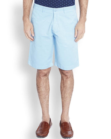 ColorPlus  Blue Tailored Fit Short