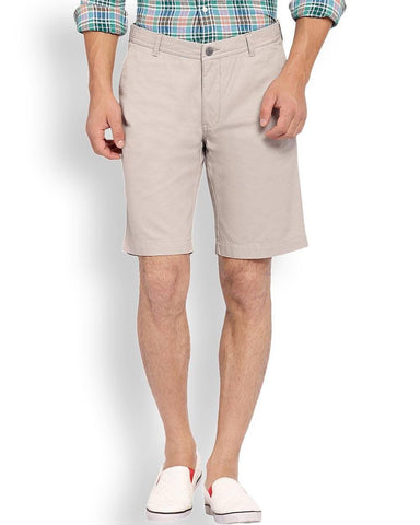 ColorPlus  Grey Tailored Fit Short