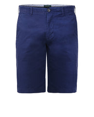 ColorPlus Medium Blue Tailored Fit Shorts