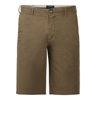 ColorPlus Medium Green Tailored Fit Shorts
