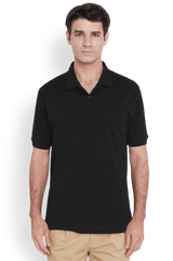 ColorPlus  Black Classic Fit T-Shirt