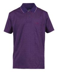 ColorPlus Dark Violet Classic Fit T-Shirt