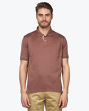 ColorPlus Brown Classic Fit T-Shirt
