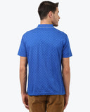ColorPlus Blue Regular Fit T-Shirt