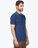ColorPlus Blue Tailored Fit T-Shirt