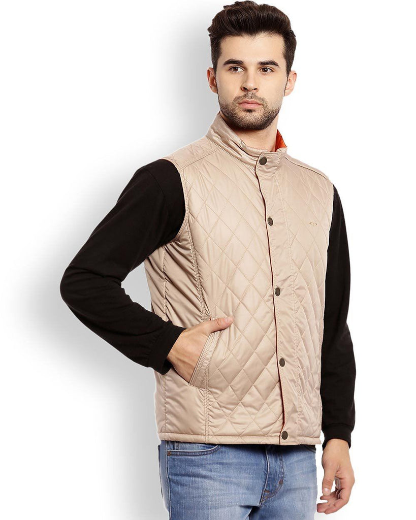 ColorPlus Beige Classic Fit Outerwear