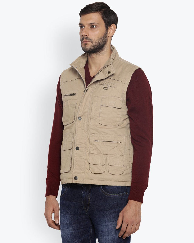 ColorPlus Medium Fawn Classic Fit Jacket