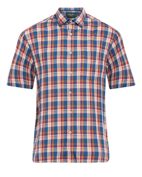 ColorPlus Multicoloured Classic Fit Shirt