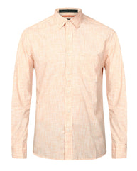 ColorPlus Yellow Tailored  Shirt
