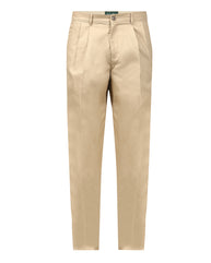 ColorPlus Khaki Regular Fit Trouser