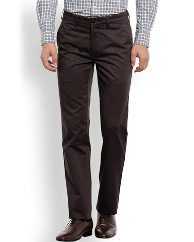 ColorPlus Dark Grey Tailored Fit Trouser