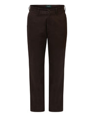 ColorPlus Dark Coffee Tailored Fit Trouser