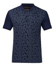 ColorPlus Indigo Tailored Fit T-Shirt