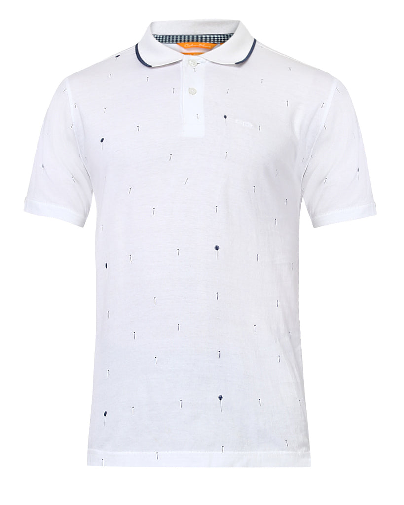 ColorPlus White Tailored Fit T-Shirt