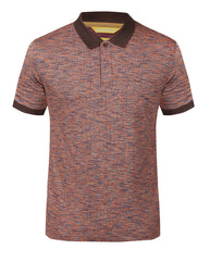 ColorPlus Brown Tailored Fit T-Shirt