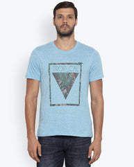 ColorPlus Light Blue Tailored Fit T-Shirt