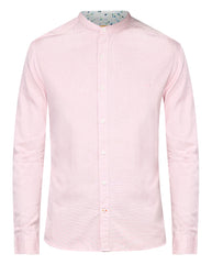 ColorPlus Pink Contemporary Fit Shirt