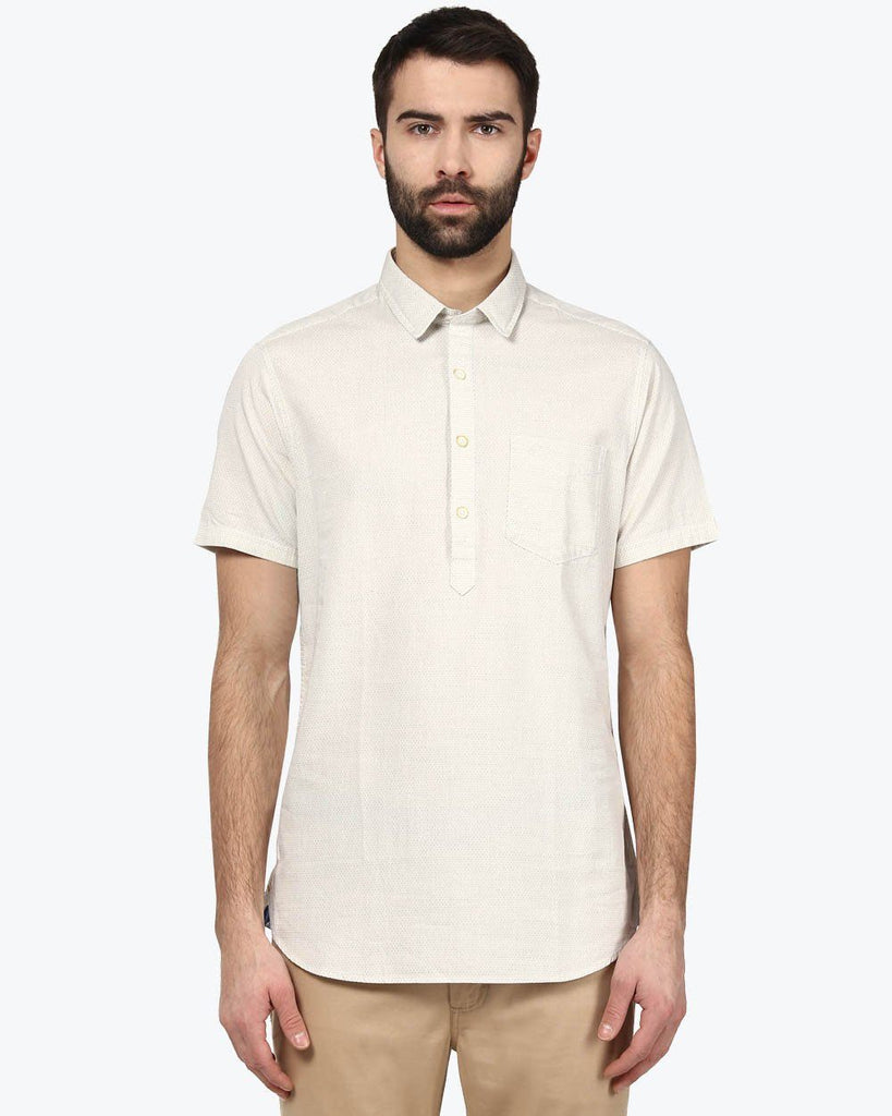 ColorPlus Fawn Contemporary Fit Shirt