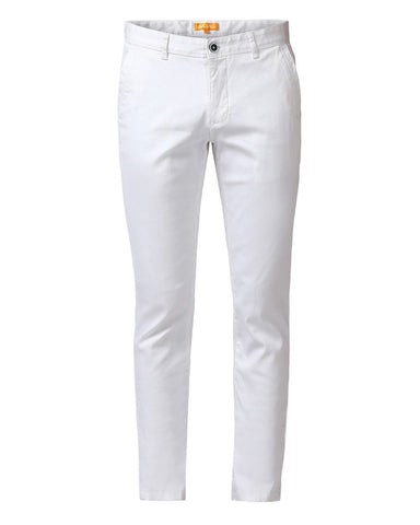 ColorPlus White Contemporary Fit Trouser