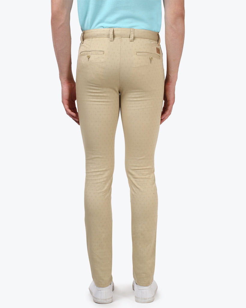 ColorPlus Light Fawn Contemporary Fit Trouser