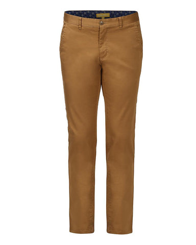 ColorPlus Tan Contemporary Fit Trouser