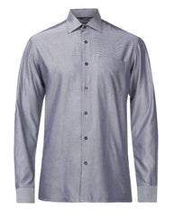 ColorPlus Navy Neo Classic Fit Shirt