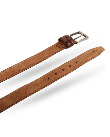 ColorPlus Beige Leather Belt