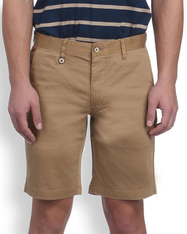 Park Avenue Fawn Casual Fit Shorts