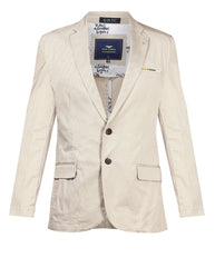Park Avenue Fawn Slim Fit Blazer