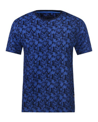 Park Avenue Blue Regular  T-Shirt