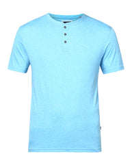 Park Avenue Blue Regular Fit T-Shirt