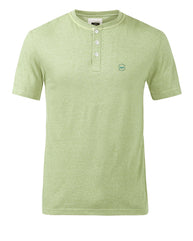 Park Avenue Green Regular Fit T-Shirt