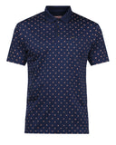 Park Avenue Dark Blue Regular Fit T-Shirt