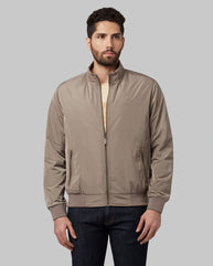 Park Avenue Light Fawn Regular Fit Jacket
