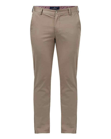 Park Avenue Medium Fawn Tapered Fit Trouser