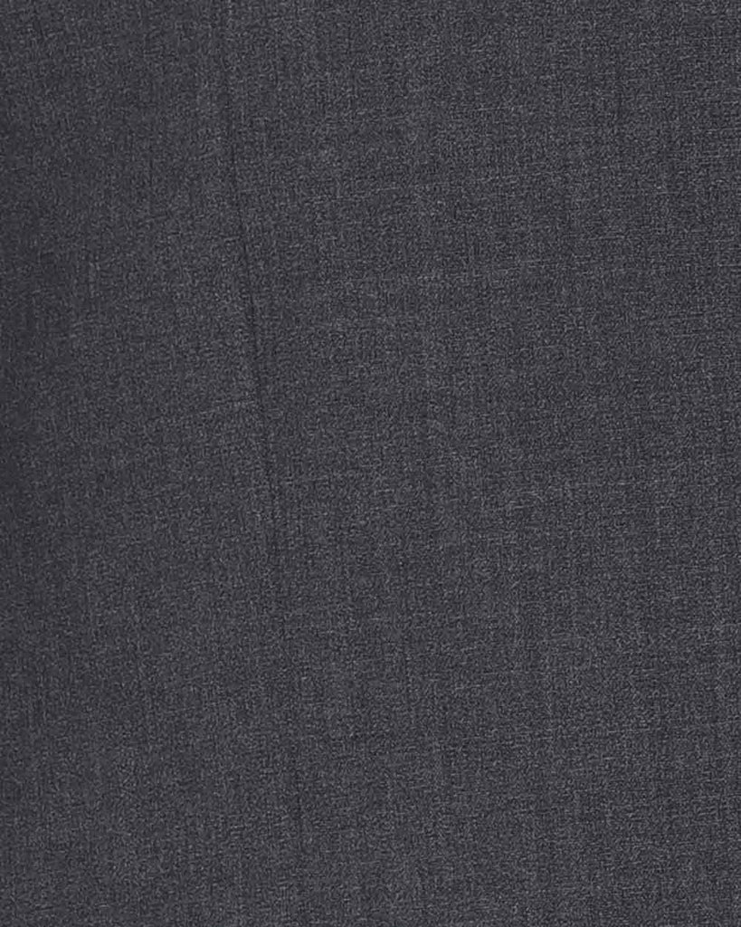 Park Avenue Men Wool Blend  Grey Regular Fit Suit