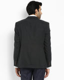 Park Avenue Dark Green Slim Fit Blazer
