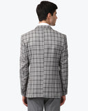 Park Avenue Grey Slim Fit Blazer