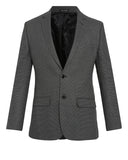 Park Avenue Black Slim Fit Blazer