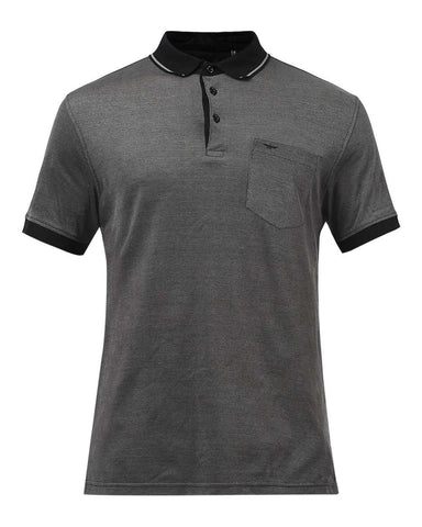 Park Avenue Dark Grey Slim Fit T-Shirt