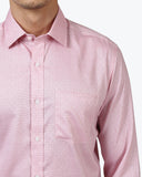 Park Avenue Pink Regular Fit Shirt