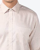 Park Avenue Light pink Regular Fit Shirt