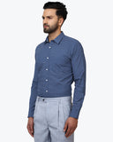 Park Avenue Dark Blue Super Slim Fit Shirt