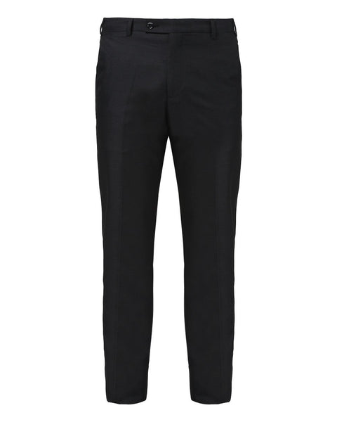 Park Avenue Black Super Slim Fit Trouser