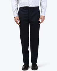 Park Avenue Dark Blue Slim Fit Trouser