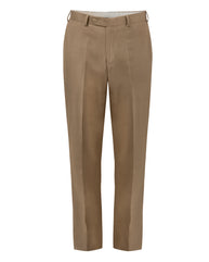 Park Avenue Medium Fawn Slim Fit Trouser
